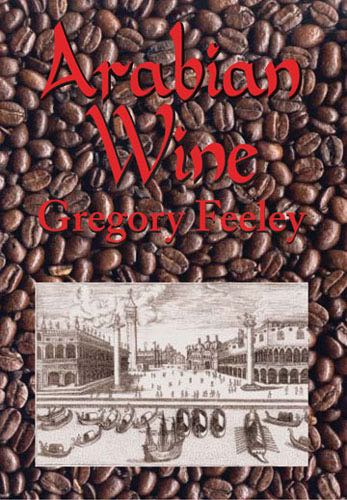 Arabian Wine dust jacket