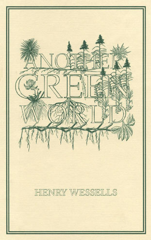 Another green world dust jacket